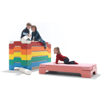 Stacking Bed for children by müller möbelwerkstätten
