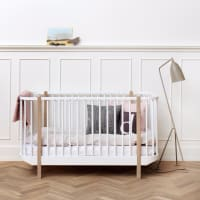 Cot / children's bed Wood by oliver furniture