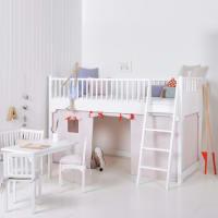Halbhohes Hochbett Seaside von oliver furniture