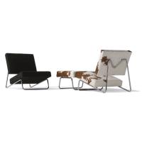 Lounge Chair Hirche by richard lampert