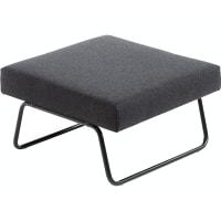 Lounge Chair Hirche Hocker von richard lampert
