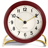 AJ Table Clock by Rosendahl Design Group