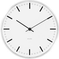 AJ City Hall Clock by Rosendahl Design Group