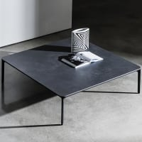 Slim céramique (table basse) par Sovet ITALIA