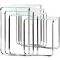 B 9 glass by thonet