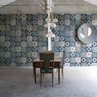 Azul von Wall and Deco
