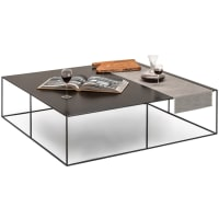 Slim Irony (coffee table) by ZEUS
