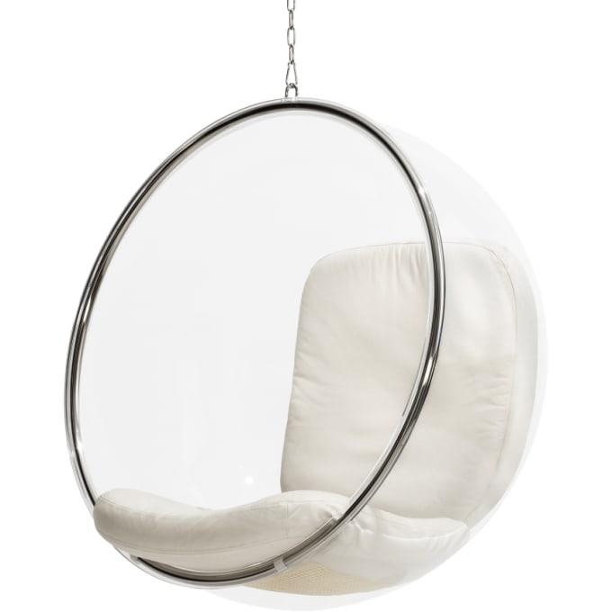 h ngesessel bubble chair von aarnio originals. Black Bedroom Furniture Sets. Home Design Ideas