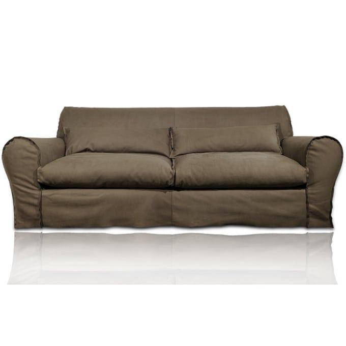 Sofa housse von baxter for Housse de sofa
