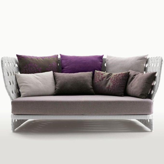 Canasta Outdoor-Sofa von B&B Italia