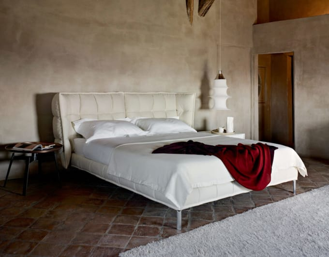 Husk Bett Von Bb Italia
