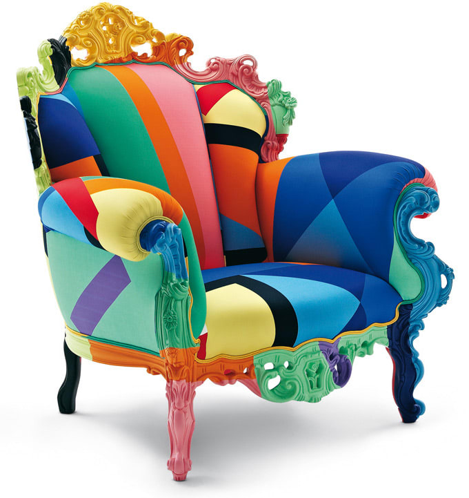 Sessel clipart  Armchair Proust Geometrica by Cappellini