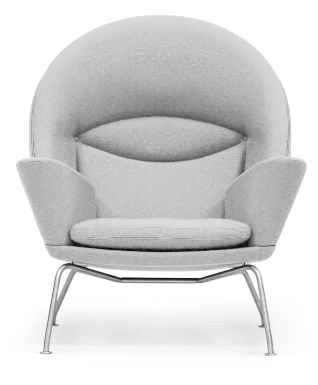 sessel ch468 von carl hansen. Black Bedroom Furniture Sets. Home Design Ideas
