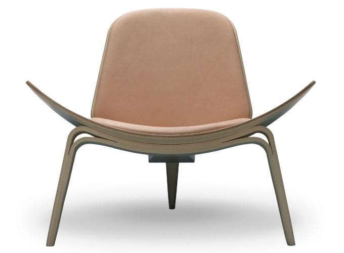 stuhl ch07 von carl hansen. Black Bedroom Furniture Sets. Home Design Ideas