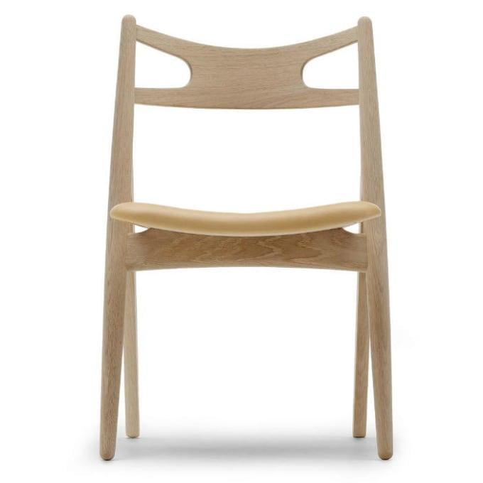 stuhl ch29 von carl hansen. Black Bedroom Furniture Sets. Home Design Ideas