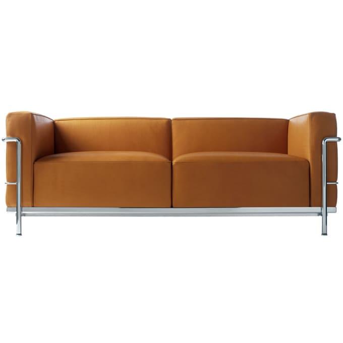 Sofa Lc3 Von Cassina