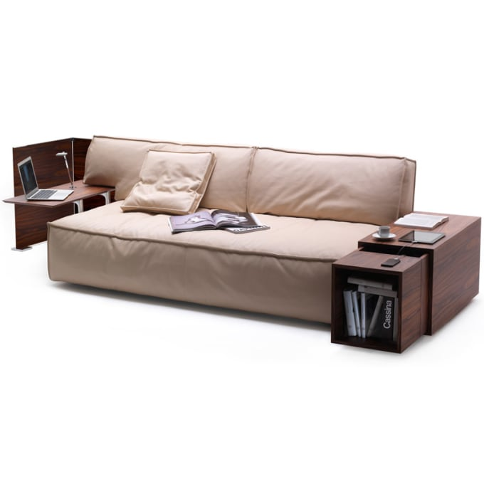 Sofa Series Myworld By Cassina