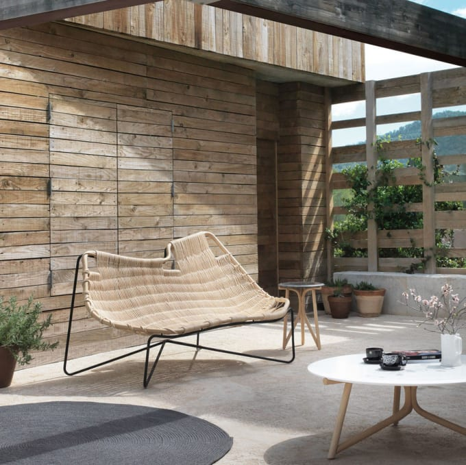 loveseat pepe von expormim. Black Bedroom Furniture Sets. Home Design Ideas