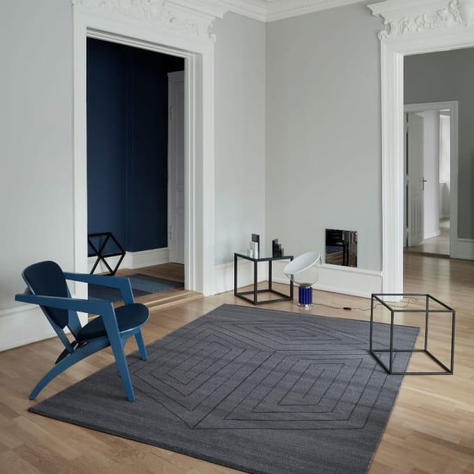 Gorm rug by Fabula Living