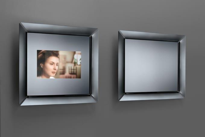 Caadre tv von fiam - Specchio philippe starck ...