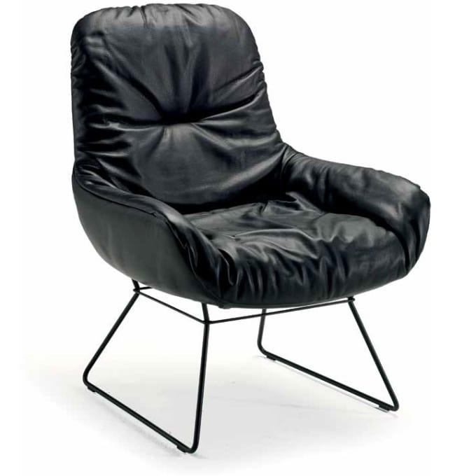 Leya Lounge Sessel Von Freifrau
