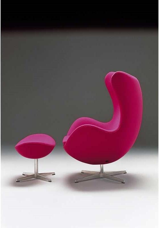 The Egg Armchair By Fritz Hansen