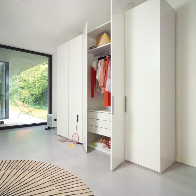 Kleiderschrank design sale
