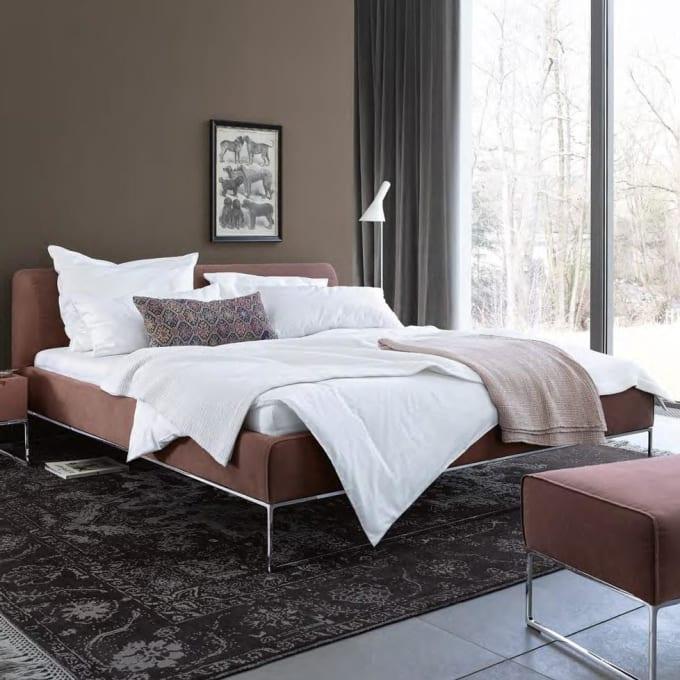 mell polsterbett von interl bke. Black Bedroom Furniture Sets. Home Design Ideas