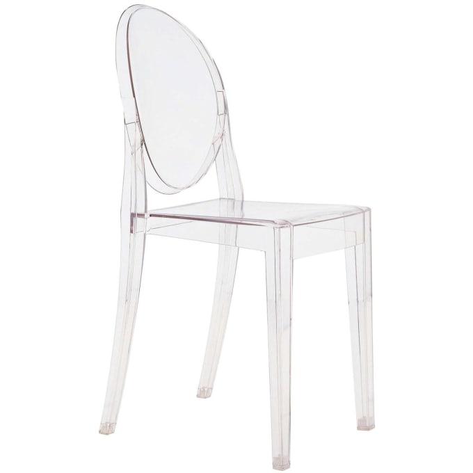 Stuhl Victoria Ghost von Kartell