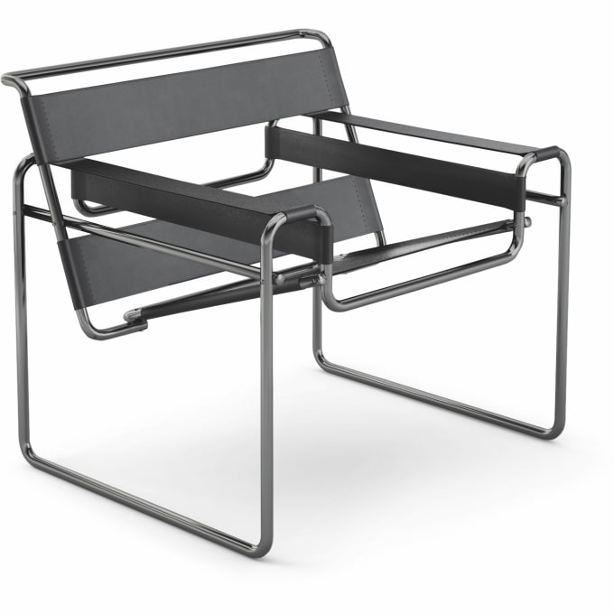 Chair Wassily 100th Anniversary Bauhaus Edition By Knoll International