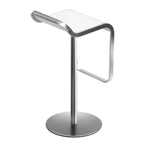 Bar stool lem by lapalma for Lem lapalma
