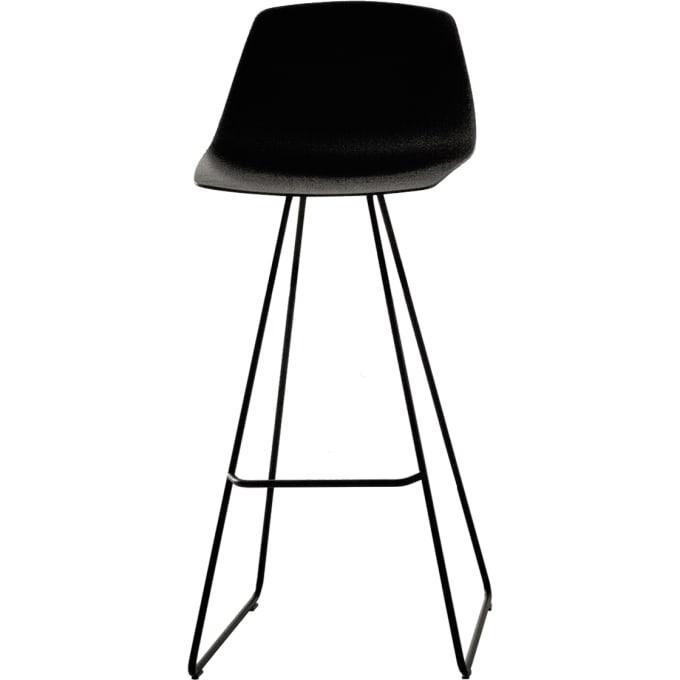 hocker miunn mit kufengestell 95cm von lapalma. Black Bedroom Furniture Sets. Home Design Ideas