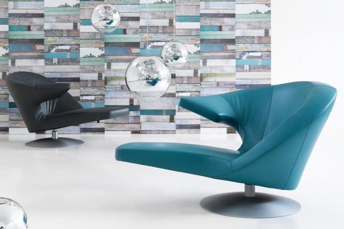 Designer Sessel Parabolica Leolux - Design