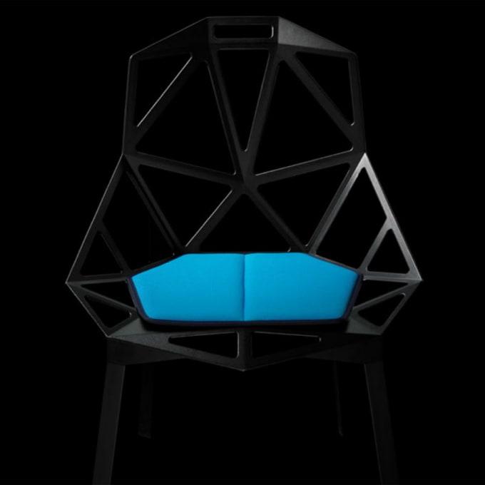 Sitzkissen F R Den Chair One Von Magis
