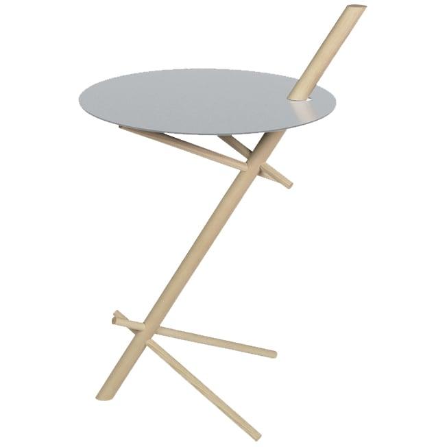 beistelltisch minimato von nils holger moormann. Black Bedroom Furniture Sets. Home Design Ideas
