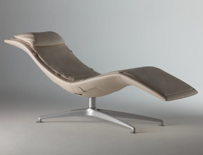 Daybed Larus by Poltrona Frau