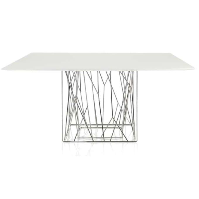 synapsis quadratischer tisch von porro. Black Bedroom Furniture Sets. Home Design Ideas