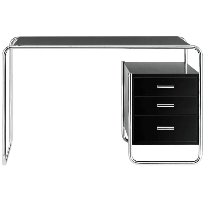 schreibtisch s 285 2 von thonet. Black Bedroom Furniture Sets. Home Design Ideas