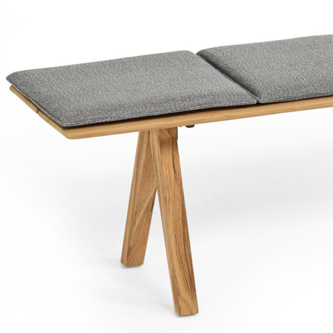 Loft Bench Seat Natural Sage: Seat Cushion For Loft Bench And Chair By Weishäupl