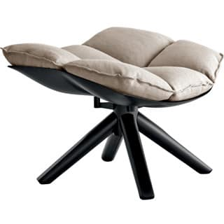 Foot Stool Hp4 For The Armchair Husk By Bb Italia