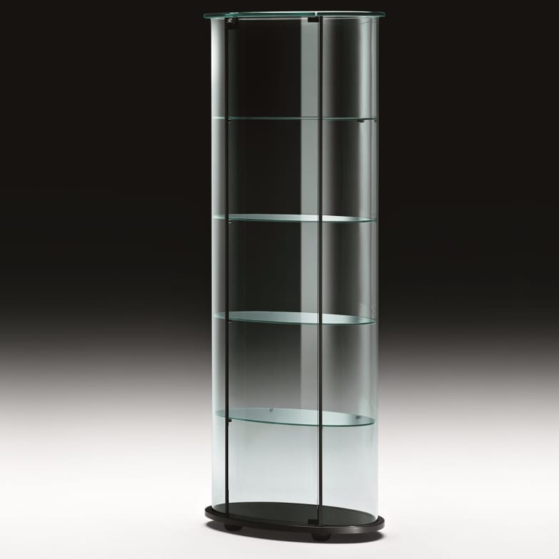 Glass Cabinet Palladio Fix By Fiam