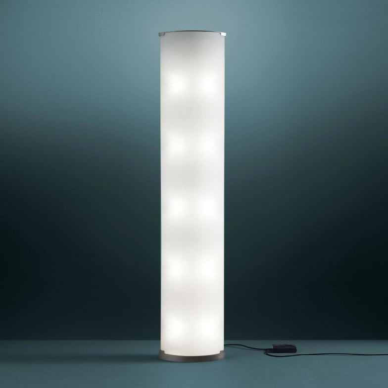 Floor Lamp Pirellone 2758 By Fontanaarte