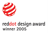 Red Dot Design Award (2005)