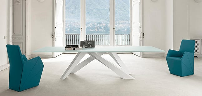 Tisch Big Table (ohne Auszug) von Bonaldo