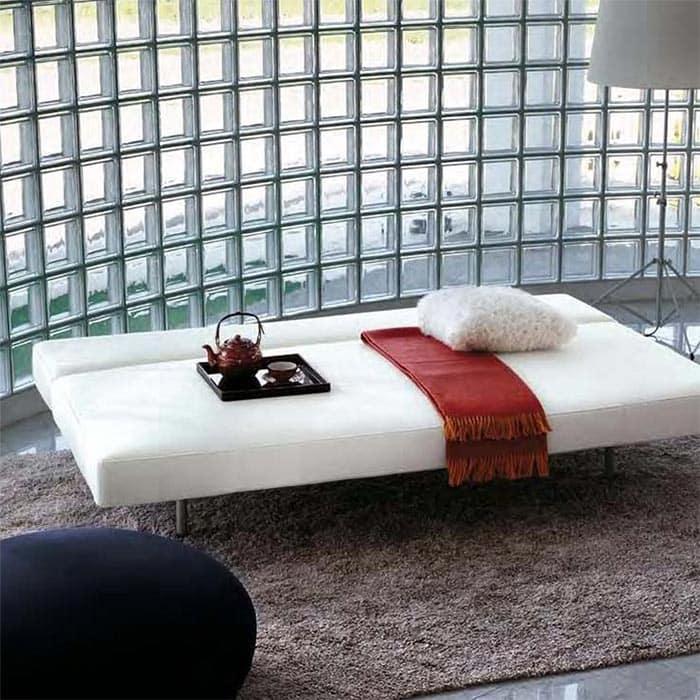 sofa pierrot von bonaldo. Black Bedroom Furniture Sets. Home Design Ideas