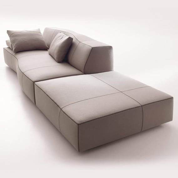 Sofaserie Bend Sofa Von Bb Italia