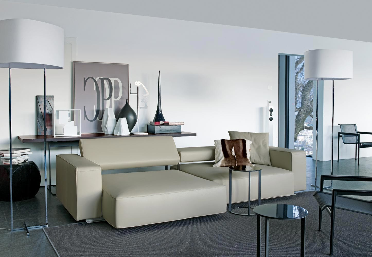 sofaprogramm andy von b b italia. Black Bedroom Furniture Sets. Home Design Ideas