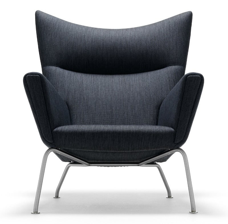 sessel ch445 von carl hansen. Black Bedroom Furniture Sets. Home Design Ideas