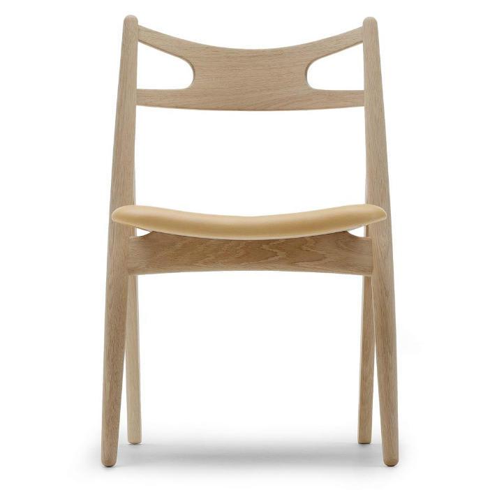 Stuhl CH29 von Carl Hansen