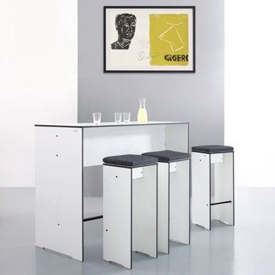 Riva Bar Tisch Von Conmoto